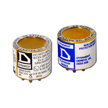 Low Power Hydrocarbon Infrared Gas Sensors - Dynament Platinum Series