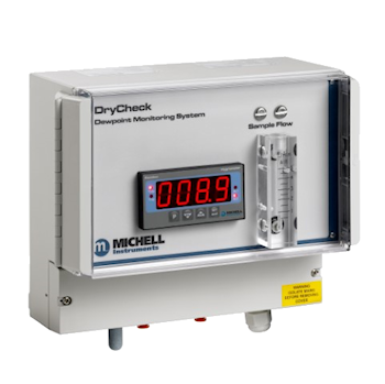 Self-Contained Hygrometer- Michell Drycheck