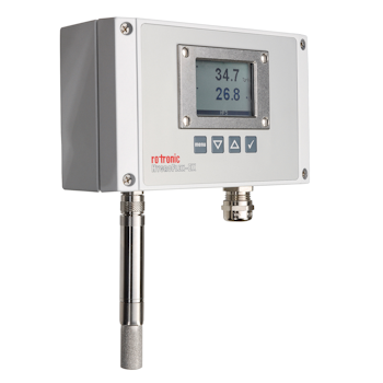 ATEX Humidity and Temperature Transmitter - Rotronic HF5-EX