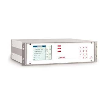 Binary Gas Analyzer - LDetek LD8000-TCD