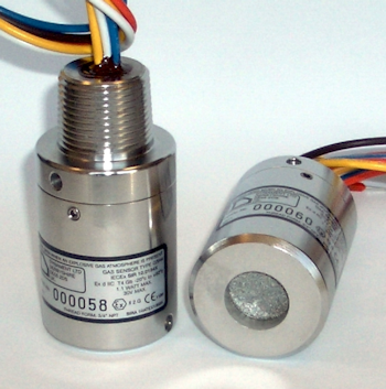 Gas Sensor Housing for Flameproof Fixed Gas Detectors GSH4