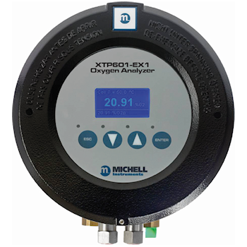 Oxygen Analyzer  - Michell XTP601